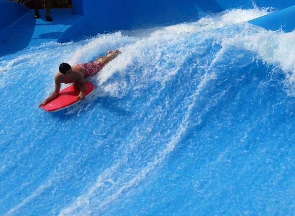 平板冲浪设备