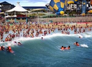 海啸造浪设备